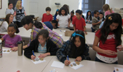 Hamilton 4th graders visit TO